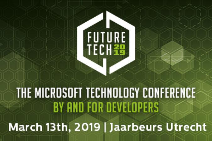 Future Tech 2019: de IT-conferentie voor Microsoft en .NET Technologies